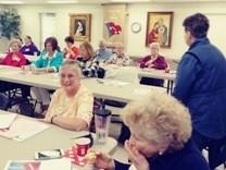 """Port Allen Retreat group enjoy a """"recess"""""""